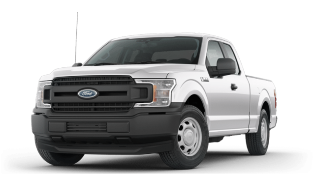 2019 Ford F-150 F150 4X2 S/C Truck SuperCab Styleside